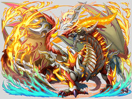 Dragoon by pamansazz