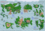 MLP/Pony POV Series: World Map