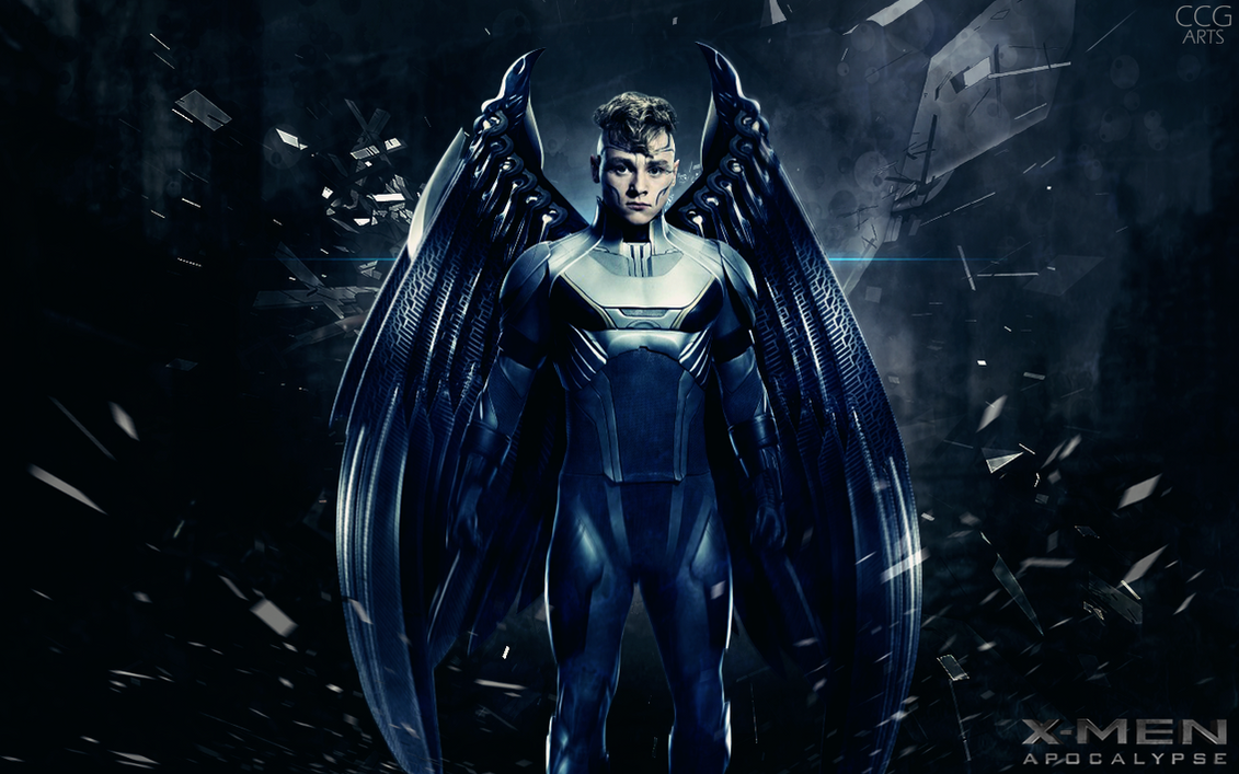 Collection Wallpaper X Men Apocalypse Angel By CCG ARTS