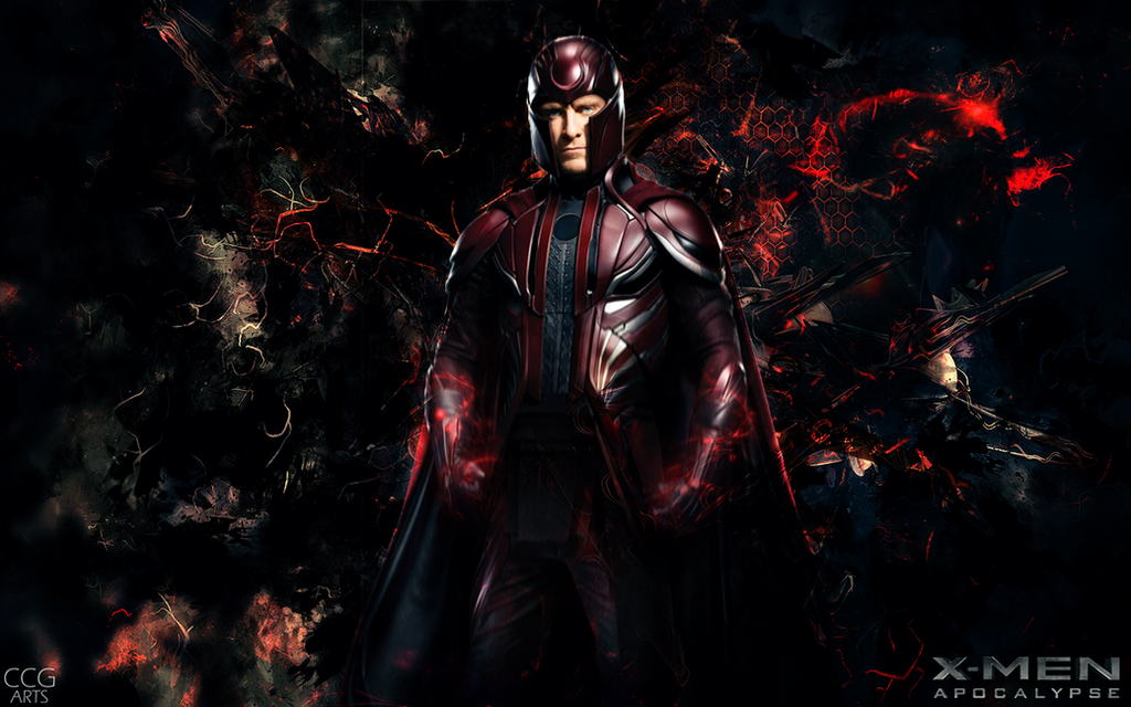 Collection Wallpaper X Men Apocalypse Magneto By CCG ARTS