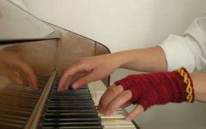 Accompanist Gloves Pattern