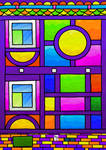 -Frachwerkstil- Color by Inkolored