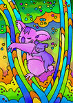 -Koala life- Color by Inkolored