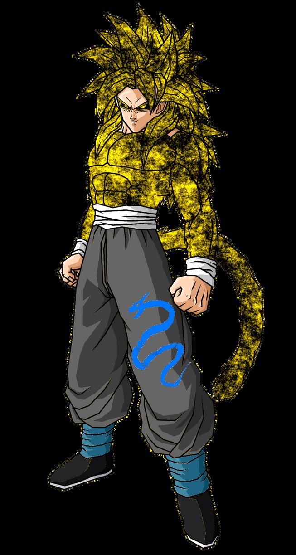 Dragonball Z Son Goku Ssj