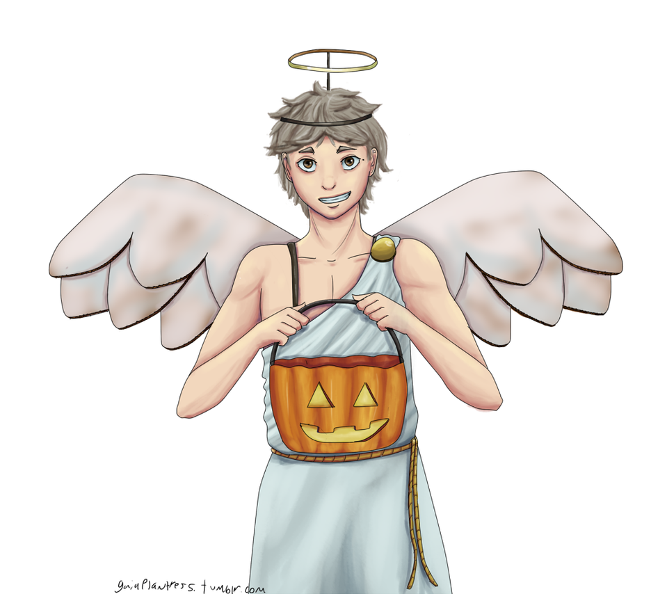 Halloween Suga by Plantress