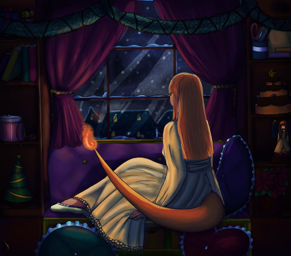 PG - (Winter Season) Silent Night by Plantress