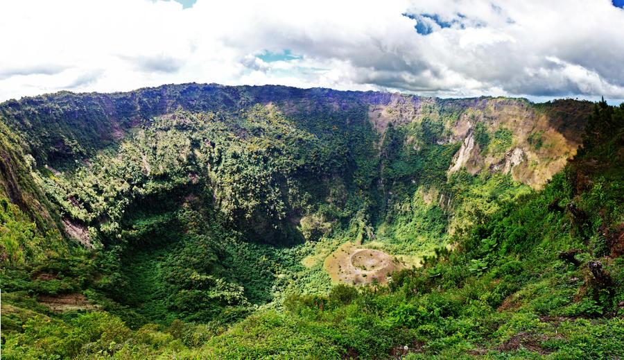 Crater by Kakashi-Hokage