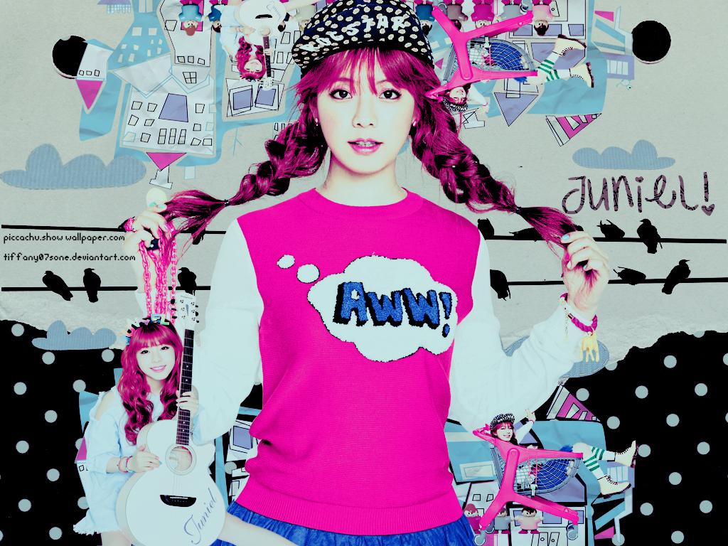 JUNIEL ver.1 by Tiffany07Sone