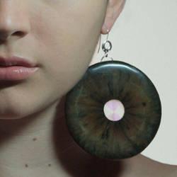 Eye Earring