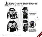 Blake/Gambol Shroud Hoodie