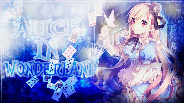 Alice in wornderland | Wallpapers