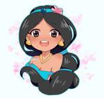 Jasmine | Fan art