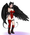 Lumina's Halloween - Devil