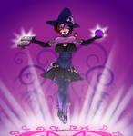 Necromancer Witch Kurai 2019
