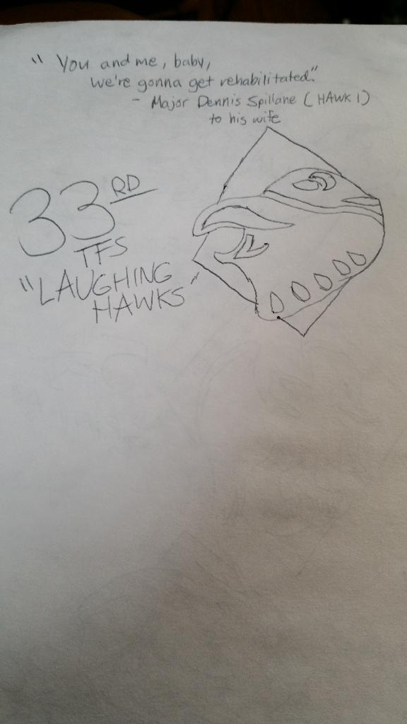 EAF Diamond Squadron Logo Concept Art (2/2) by VenomousDragonaut
