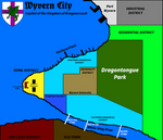 Wyvern City Map (first draft)