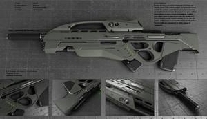 Kiara rifle