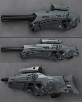 Kodo rifle