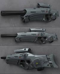 Kodo rifle by peterku