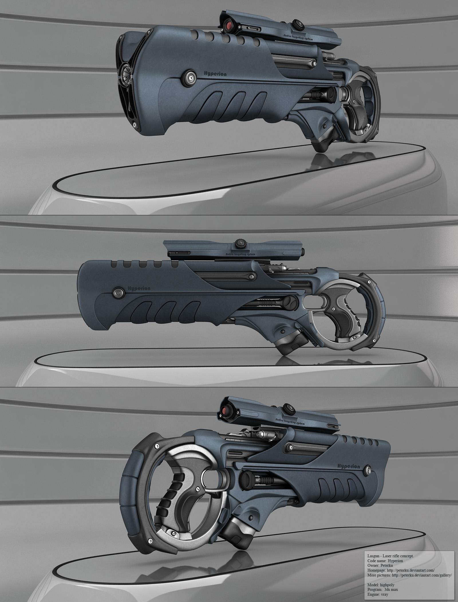 Hyperion by peterku