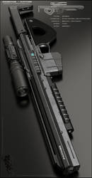 PANTHER Rifle - Main by peterku