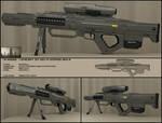 F5000 sniper rifle