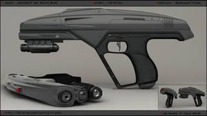 VIDAR - concept of SMG.