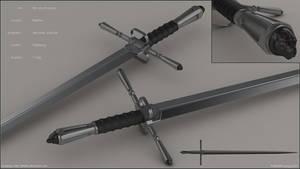 Concept of sword