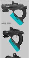 Sifi-handgun