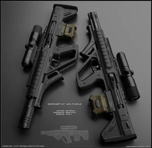B-rifle
