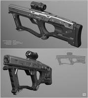 Pps -sci fi weapon concept