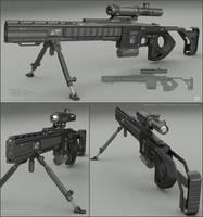 IDS - sniper rifle