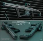 Quad Shotgun by peterku
