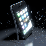 Dropped iphone by RegusMartin