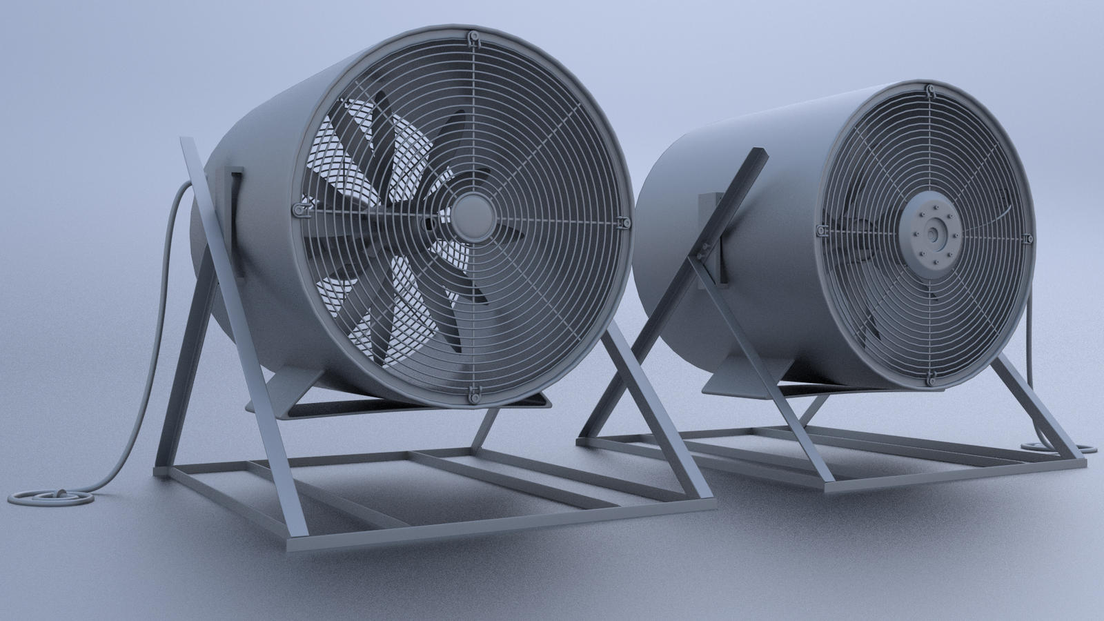 Industrial Fan By Regusmartin On Deviantart