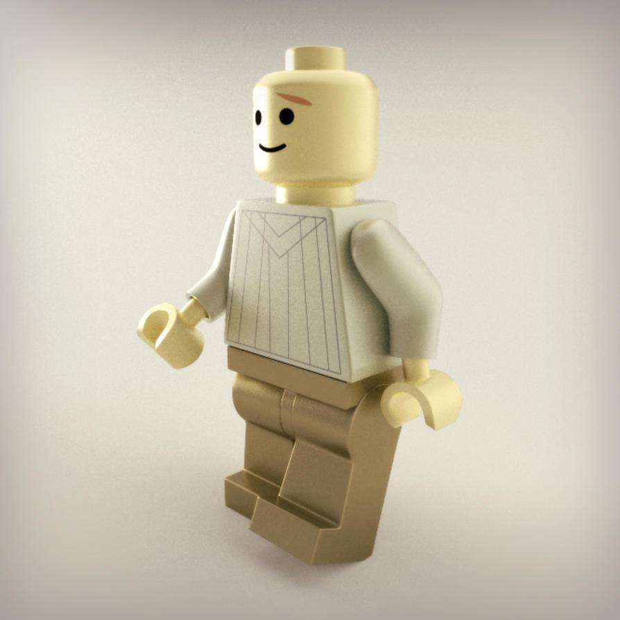 Lego Watson by RegusMartin