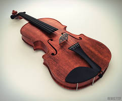 Violin by RegusMartin