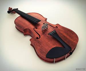 Violin by RegusMartin