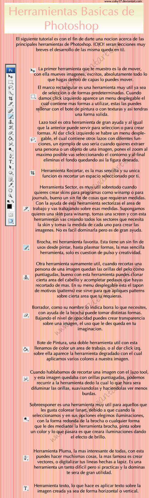 Herramientas Basicas PS by Coby17
