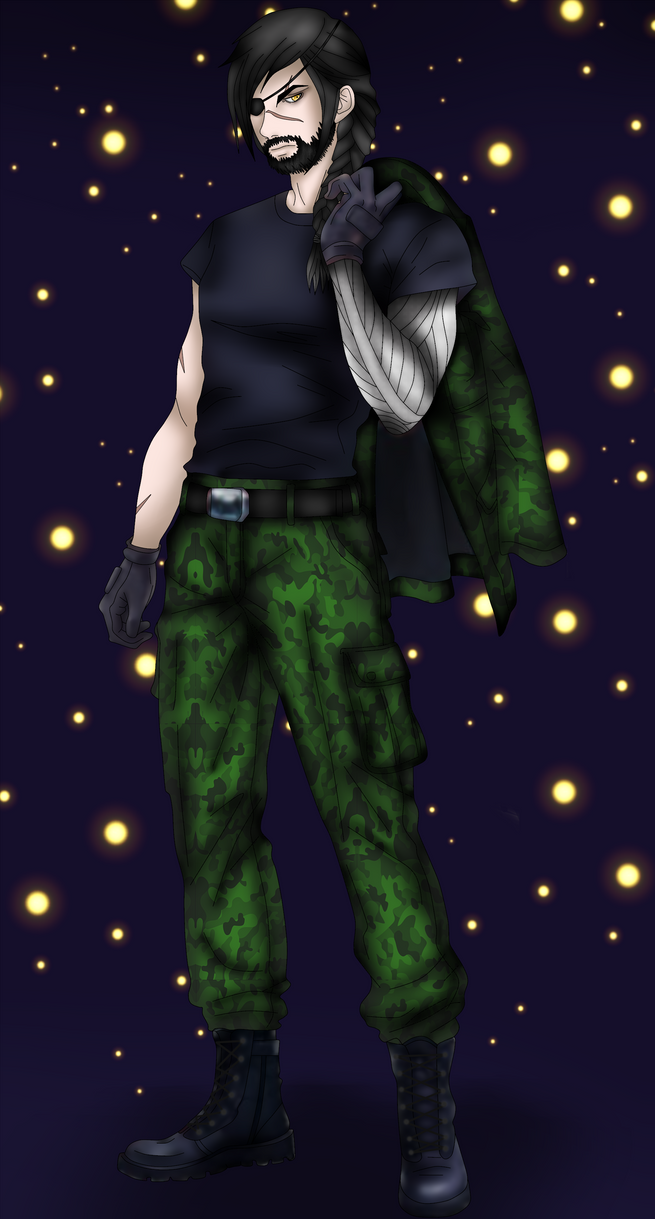 {MGS- OC/ RP Request} .:Dante:. by TheNight-Guardian