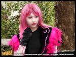 Malice Mizer Cosplay- Kami by milkymilkshake