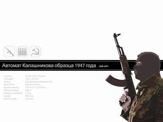 AK-47 by kaizer-phoenix