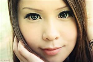 Angel Eyes by Mr-Vin