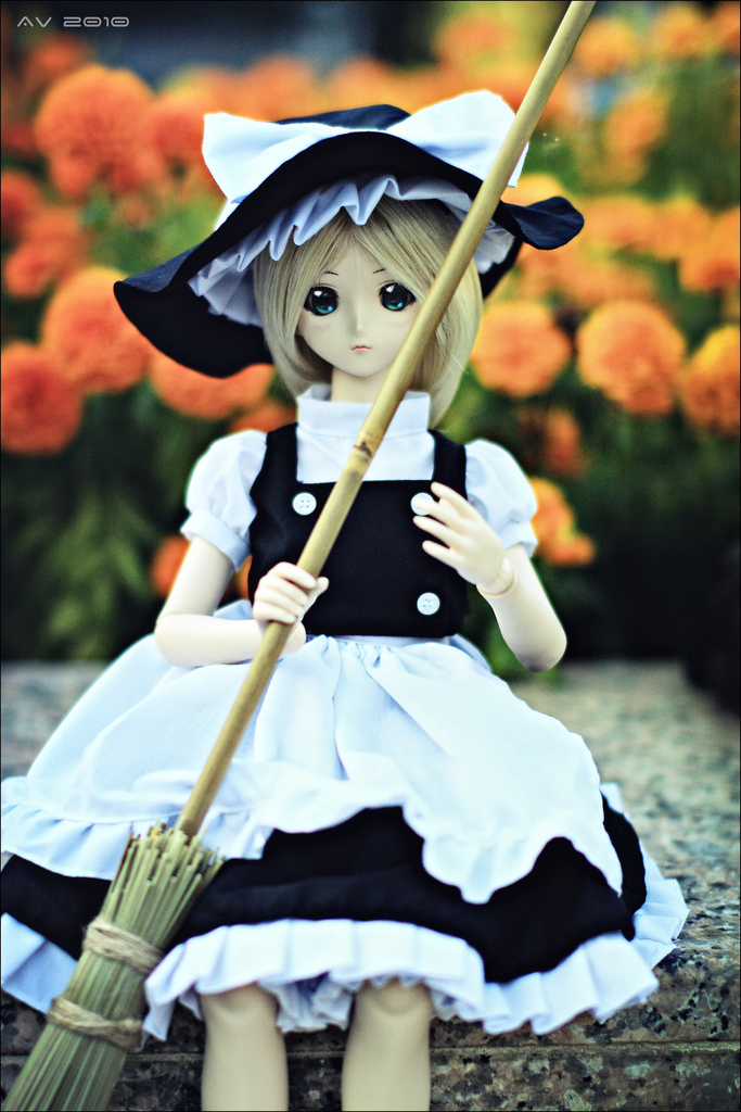 Dollfie Marisa by Mr-Vin
