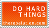 rebelution hard things : stamp by ifyouplease