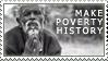 make poverty history : man by ifyouplease