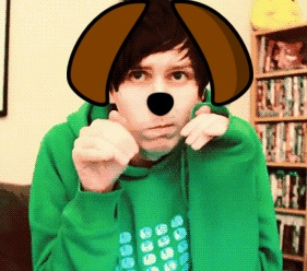 Puppy dog Phil by mistylovesrocklee