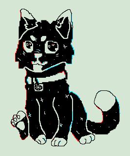 My Void Pet - Tobi by KittyCatChaos