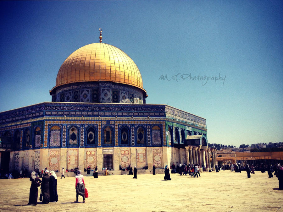 Dome of the Rock 2 by nasahkalam