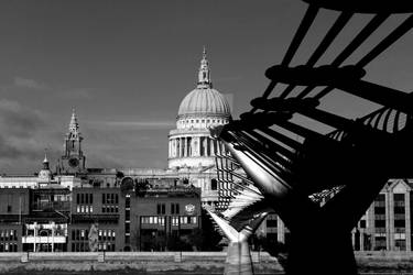 St Paul's Cathedral- London